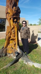 """Coors Open Space Visitor Center """"Statue of Life"""""""