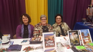 Library Conference through New Mexico Book Co-op with Cross Town Poets